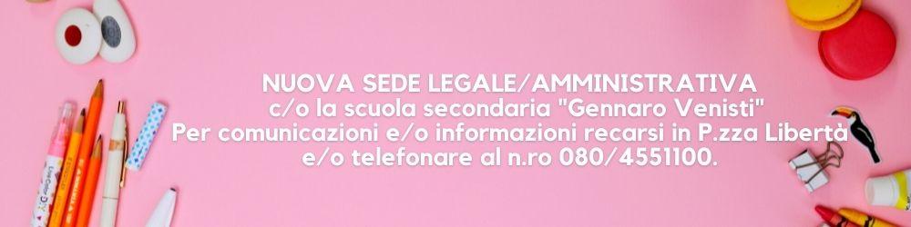 Banner Cambio sede